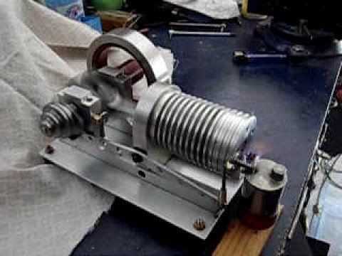 Vakumlu motor