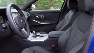 2019 BMW 3 Series Sedan - interior design