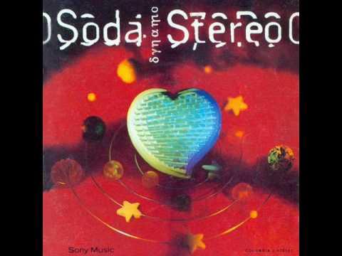 Soda Stereo - Texturas