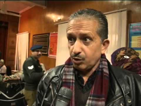 27 Jan, 2015 - Indian army organises blood camp in Jammu and Kashmir
