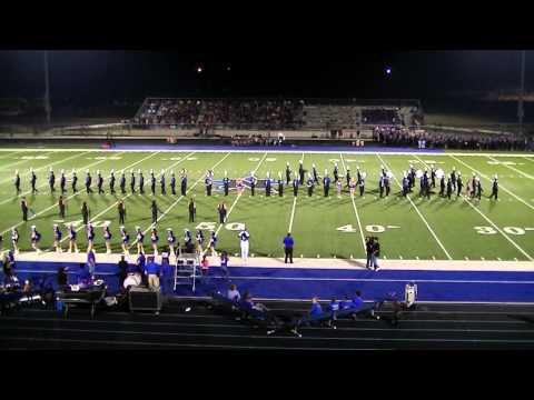 2013 Navasota High School Half Time Performances Game 1 vs Willis August 30th