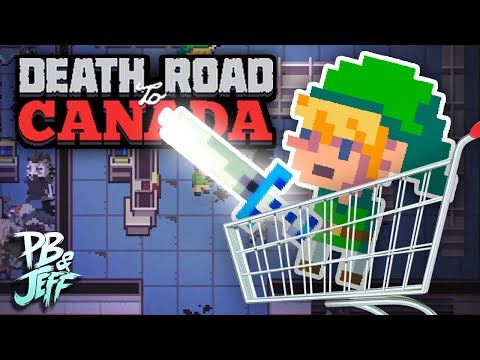 CHILLIN' AT THE MALL - Death Road to Canada 2018 (Part 7)