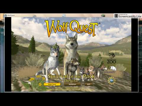 Wolfquest: Gameplay/how-to