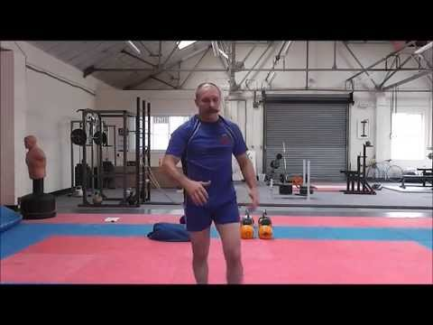 Sambo conditioning training (Vadim Kolganov) Image 1
