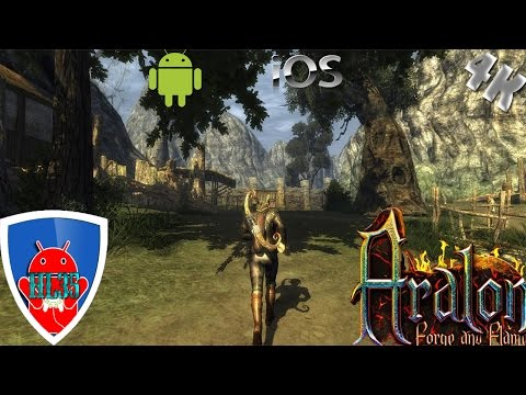 Aralon Forge of Flame Android IOS Review