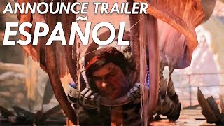 E3 2018 GEARS 5 TRAILER DE ANUNCIO SUBTITULADO