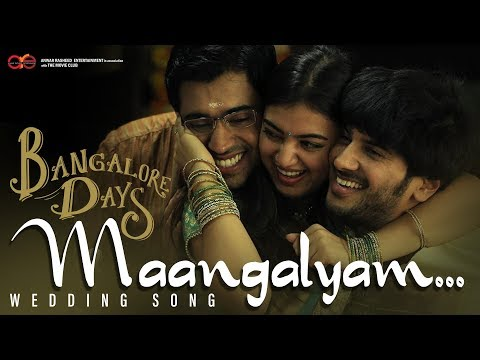 Bangalore Days Wedding Song - Maangalyam video