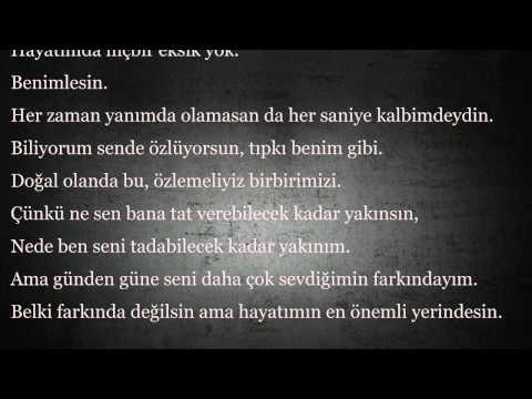 BENİ SENSİZ BIRAKMA (Z-A)