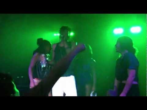 Big Freedia booty contest at Central SAPC 8/17/12