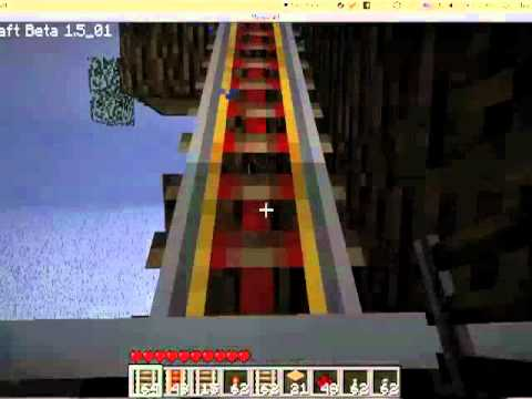 Minecart Tracks Uphill Powered Minecart Rails Uphill