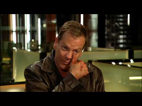 Kiefer Sutherland 24 Series Finale Interview
