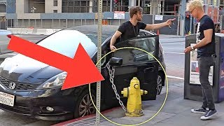BEST Bad Parking Revenge Pranks (NEVER DO THIS!!!) - FEMALE PUBLIC MAGIC COMPILATION 2018