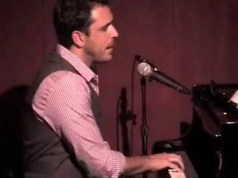 Behind These Walls - Sung by Scott Alan on June 15th, 2009 @ Birdland