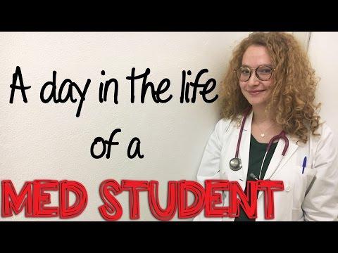 UN GIORNO NELLA VITA DI UNA STUDENTESSA DI MEDICINA