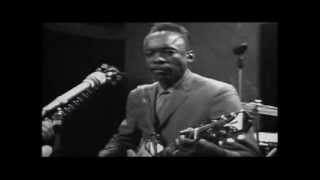 John Lee Hooker Boom Boom Live 1960 39 S Television Appearance Blues Guitar