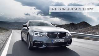 The new BMW 5 Series Introduction