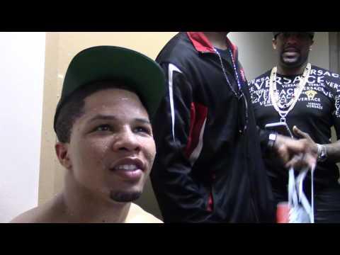 Gervonta Davis Shares When Floyd Mayweather Watched Him Sparr Gameboa! EsNews Boxing