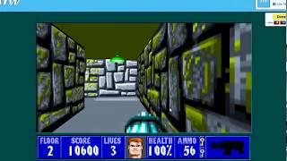 Wolfenstein 3D   the last episode!!