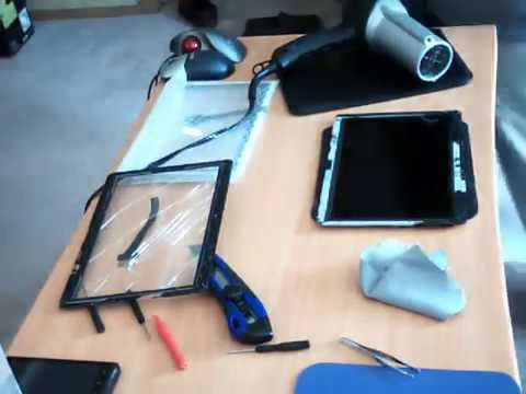 Replacing the Digitizer on Galaxy Tab 2 10.1