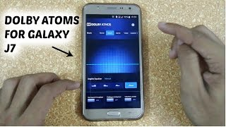 Dolby Atmos For Galaxy J7