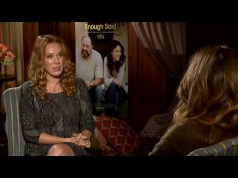 Enough Said Interviews: Julia Louis-Dreyfus And Nicole Holofcener