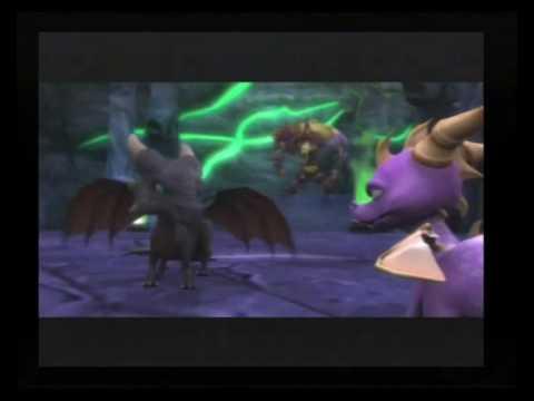 Spyro and Cynder Доверяйте любимым....