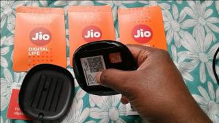 Reliance Jio 4G MiFi JioFi Device and 4G LTE sim Review Free 75 GB Data