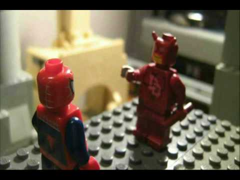 Lego Spiderman Episode II, Toxin