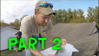 HOW TO INSTALL A METAL ROOF (PART 2)