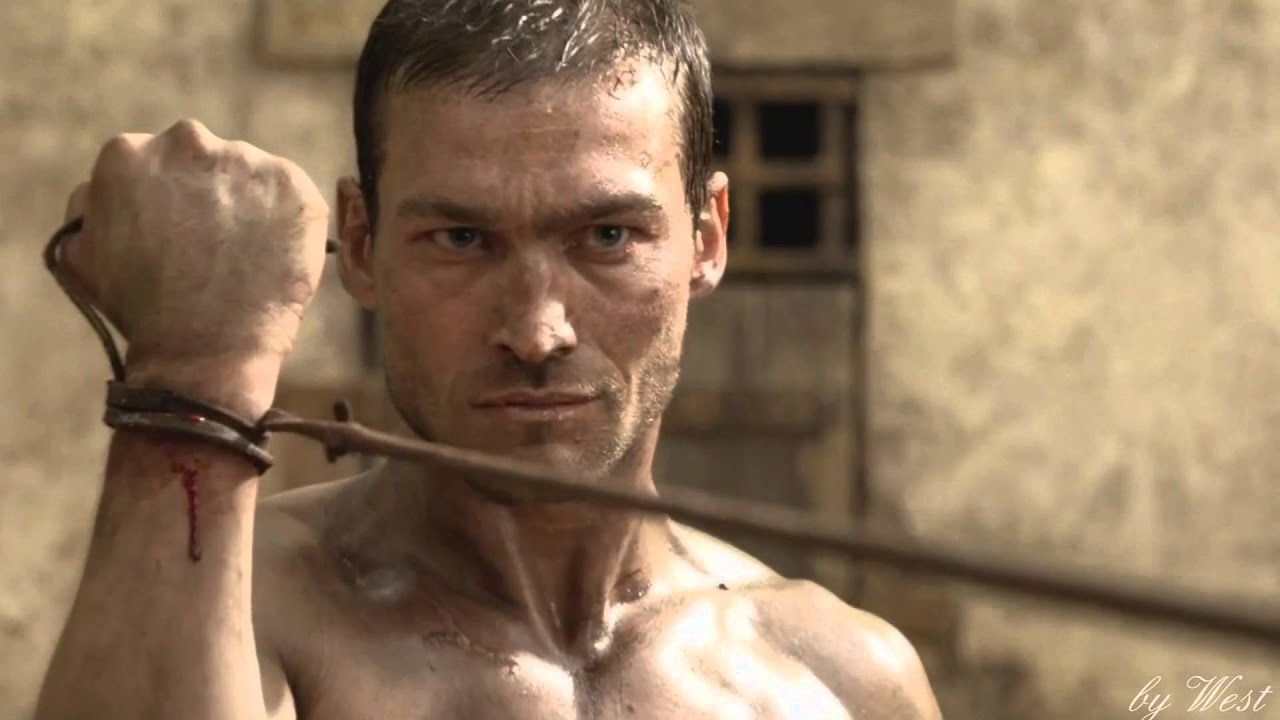 Andy Whitfield Workout For Spartacus Revealed