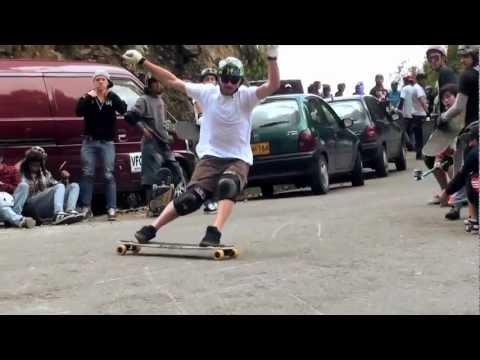 Landyachtz Longboards - South American Skatecation - Part 1