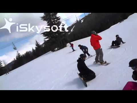 Learn to Ski -  Whistler - Canada