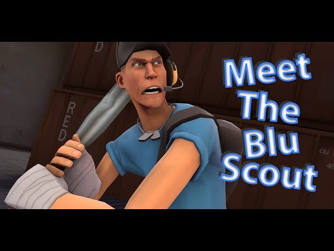 Meet The Blu Scout