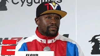 Floyd Mayweather Jr. sets Rizin debut vs. Tenshin Nasukawa for New Year's Eve in Tokyo