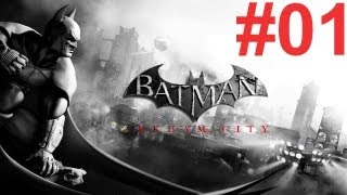 Batman Arkham City - Bölüm 01 - Protokol 10 (PS3) [HD]