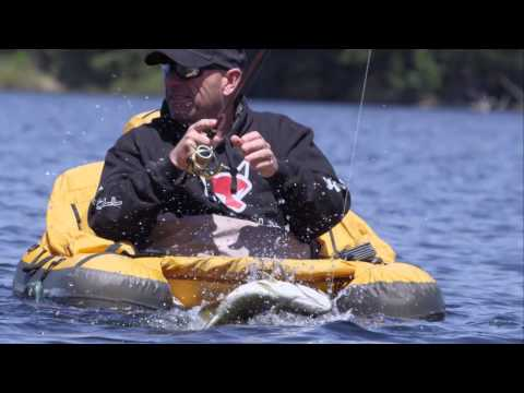 Dave Mercer's Facts of Fishing THE SHOW Season 8 Episode 2 Sneak Peak - Belly Boat Bass!