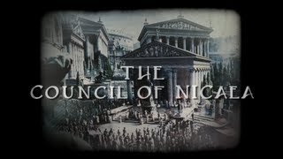 Video: At Council of Nicaea 325 AD, Arian, Orthodox and Eusebians debated Jesus' divinity - InspiringPhilosophy