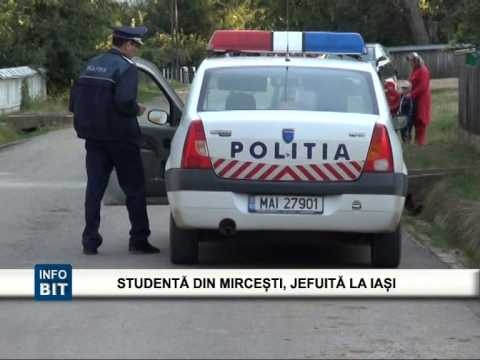 Bit Tv Studenta Din Mircesti Jefuita La Iasi video