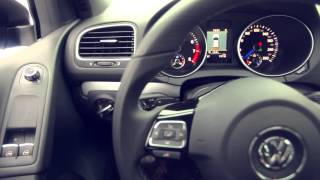Тест-драйв Volkswagen Golf R 2012