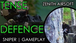 Tense Defence | Airsoft Sniper | ZEN