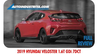2019 Hyundai Veloster 1.6T GDi 7DCT - Full Review