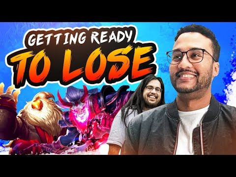 GETTING READY TO LOSE W/ IMAQTPIE   APHROMOO