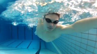 3 Front Crawl technique tips: Swim faster freestyle