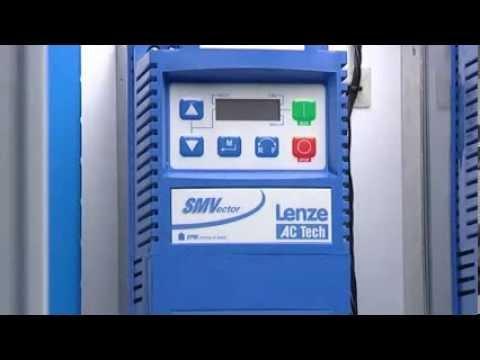 Частотный преобразователь Lenze серии SMV (превью)