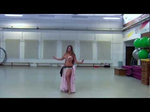 Ah Ya Zein Belly Dancer Isabella 2013 HD