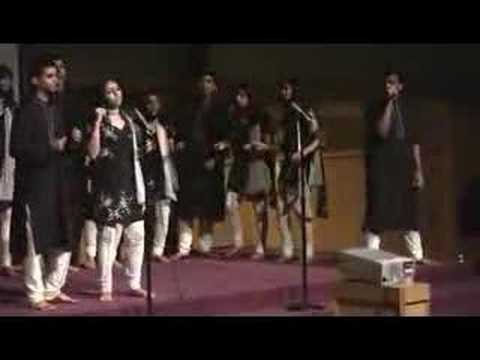 Dil Se at Anahat 2007 Pt. 1 of 2