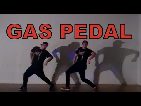 Sage The Gemini gas Pedal | Choreography | sagethegemini video