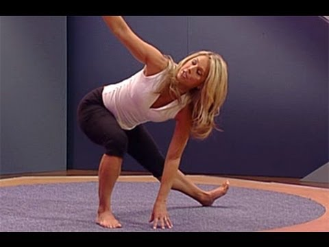 Denise Austin: Yoga Stretch Workout