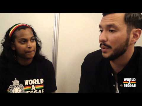 INTERVIEW Million Stylez at Summerjam Festival 2012