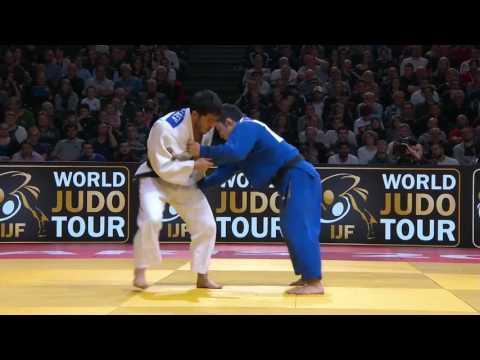 Узбекский дзюдоист  выиграл «серебро» в Париже